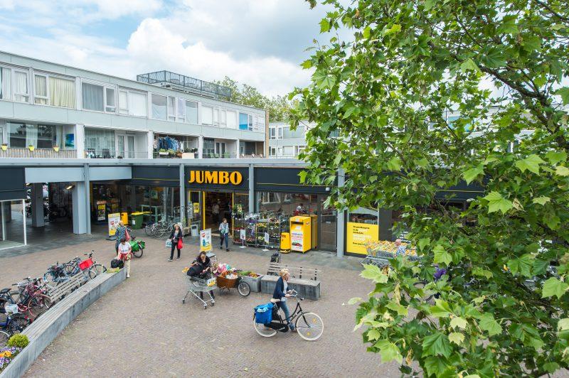 Photo: Convenience center Merevelplein